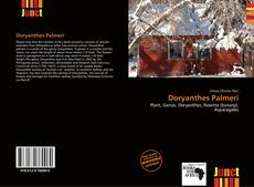 Couverture de Doryanthes Palmeri