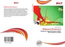 Copertina di Billboard (Producer)