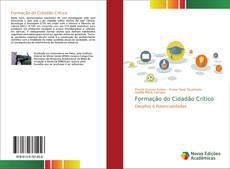 Capa do livro de Formação do Cidadão Crítico