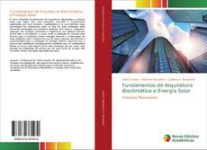 Couverture de Fundamentos de Arquitetura Bioclimática e Energia Solar