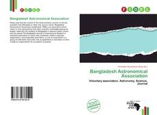 Buchcover von Bangladesh Astronomical Association