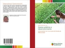 Bookcover of Gastos públicos e desenvolvimento