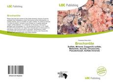 Bookcover of Brochantite