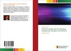 Couverture de Polimerização de Compostos Orgânicos Simples via PECVD