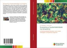 Обложка Economia e Sustentabilidade na Amazônia