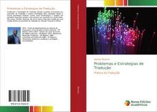 Capa do livro de Problemas e Estrategias de Tradução