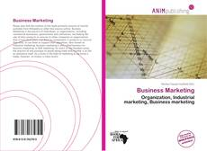 Bookcover of Business Marketing