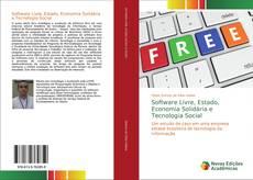 Обложка Software Livre, Estado, Economia Solidária e Tecnologia Social