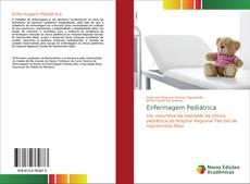 Enfermagem Pediátrica kitap kapağı