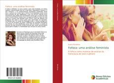 Capa do livro de Fofoca: uma análise feminista