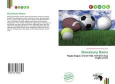 Copertina di Dewsbury Rams