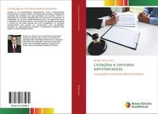 Обложка Licitações e contratos administrativos