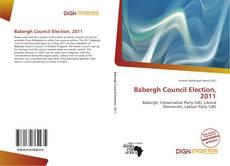 Borítókép a  Babergh Council Election, 2011 - hoz