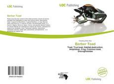 Обложка Berber Toad