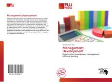 Bookcover of Management Development