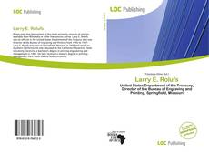 Bookcover of Larry E. Rolufs
