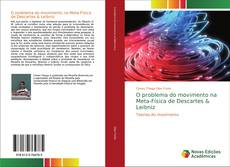 Capa do livro de O problema do movimento na Meta-Física de Descartes & Leibniz