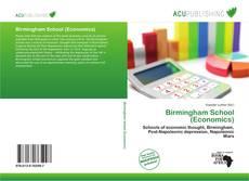 Bookcover of Birmingham School (Economics)