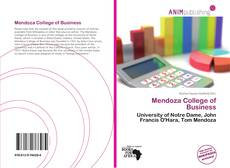 Buchcover von Mendoza College of Business