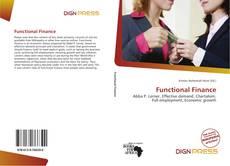 Capa do livro de Functional Finance