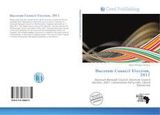 Capa do livro de Dacorum Council Election, 2011