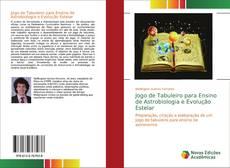 Capa do livro de Jogo de Tabuleiro para Ensino de Astrobiologia e Evolução Estelar
