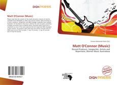 Portada del libro de Matt O'Connor (Music)