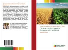 Bookcover of Caracterização Espectro-Temporal de Cultivares