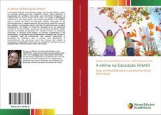 Portada del libro de A rotina na Educação Infantil