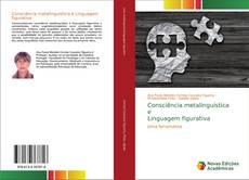Consciência metalinguística e Linguagem figurativa的封面
