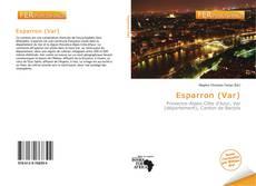 Bookcover of Esparron (Var)
