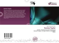 Bookcover of Eunice Taylor