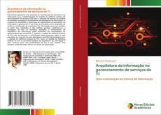 Buchcover von Arquitetura da informação no gerenciamento de serviços de TI
