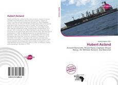 Couverture de Hubert Acland