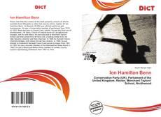 Buchcover von Ion Hamilton Benn