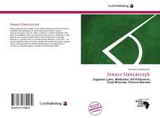 Portada del libro de Janusz Gancarczyk