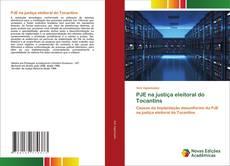 Capa do livro de PJE na justiça eleitoral do Tocantins