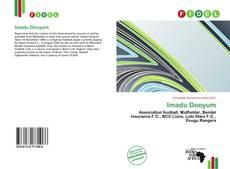 Capa do livro de Imadu Dooyum
