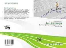 Couverture de Cost Engineering