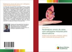 Portada del libro de Parâmetros renais de ratos com nefropatia induzida pela doxorrubicina