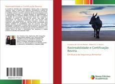 Capa do livro de Rastreabilidade e Certificação Bovina