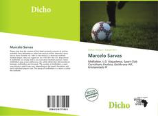 Bookcover of Marcelo Sarvas