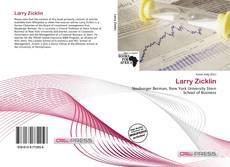 Couverture de Larry Zicklin