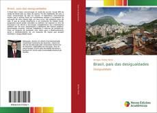 Обложка Brasil, país das desigualdades