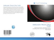 Copertina di Ambassador Theatre (New York)