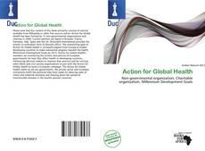Capa do livro de Action for Global Health