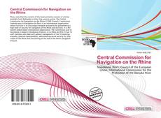 Bookcover of Central Commission for Navigation on the Rhine