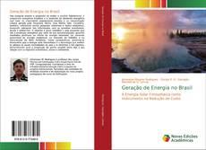 Geração de Energia no Brasil kitap kapağı