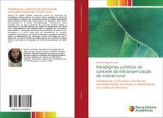 Buchcover von Paradigmas jurídicos de controle da estrangeirização de imóvel rural