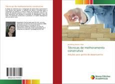 Bookcover of Técnicas de melhoramento construtivo